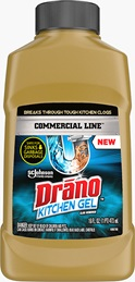Drano® Commerical Line™ Kitchen Gel™