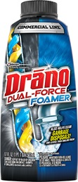 Drano® Max Commercial Line™ Dual Force® Foamer