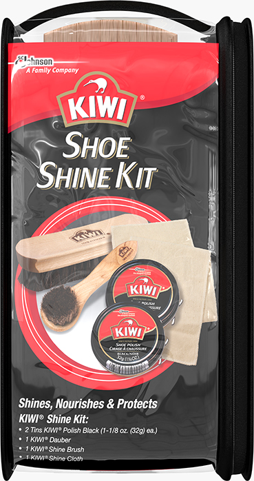 KIWI® Shoe Shine Kit
