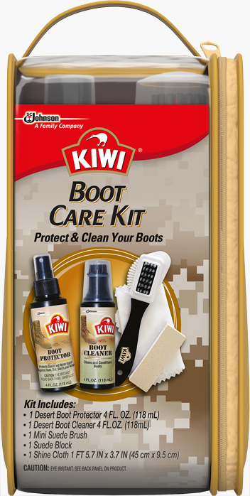 Military KIWI® AAFES Boot Care Kit
