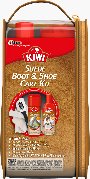 KIWI® Suede Boot & Shoe Care Kit