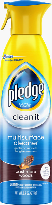 Pledge® Clean It Multisurface Everyday Cleaner Cashmere Woods