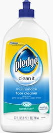Pledge® Clean It Ready to Use Multisurface Floor Cleaner