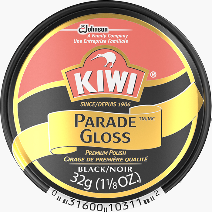 KIWI® Parade Gloss Black