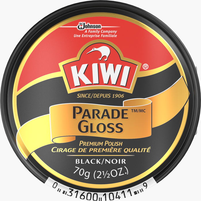 KIWI® Giant Parade Gloss Black