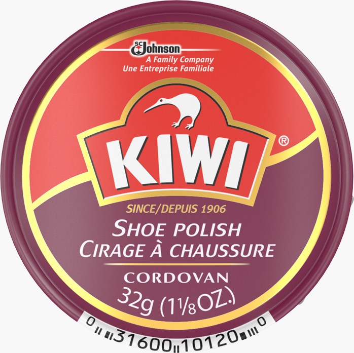 KIWI® Shoe Polish Cordovan