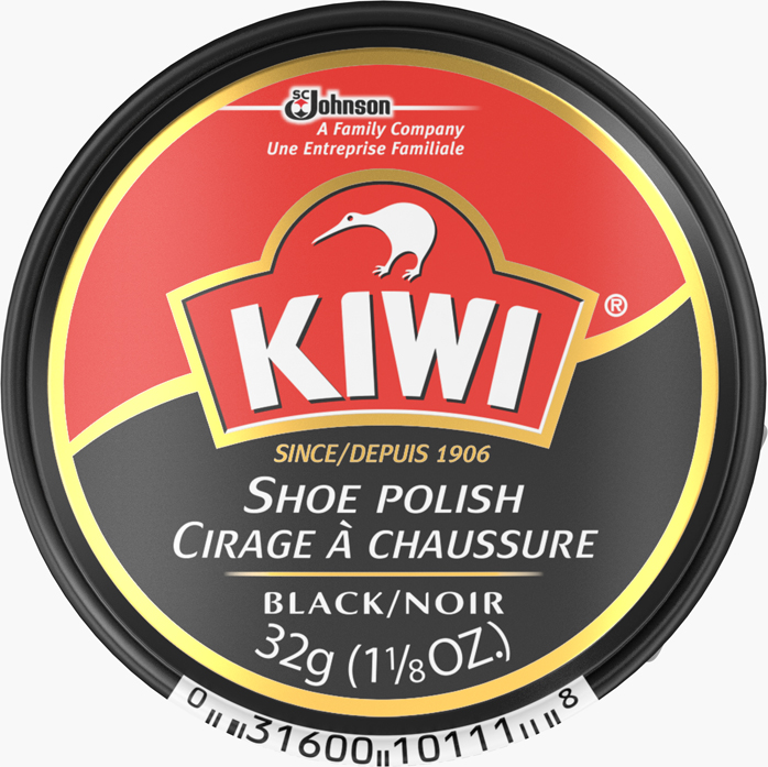 KIWI® Shoe Polish Black