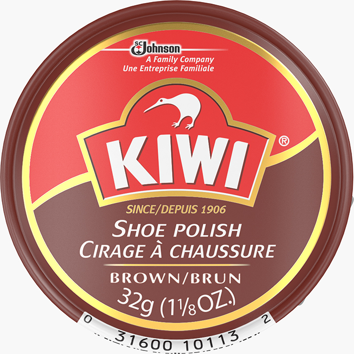 KIWI® Shoe Polish Brown