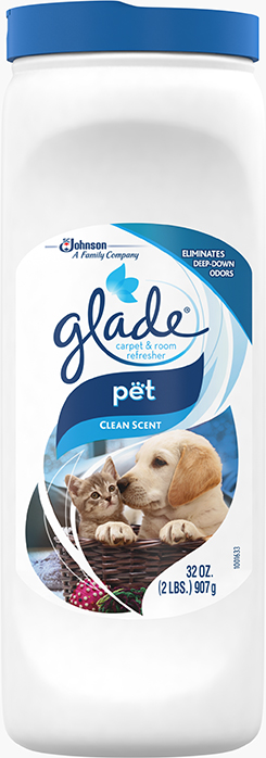 Glade® Carpet & Room - Pet Clean Scent