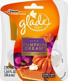 PlugIns® Scented Oil Refills - Rich Pumpkin Dream™