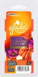 Glade® Wax Melts - Rich Pumpkin Dream™
