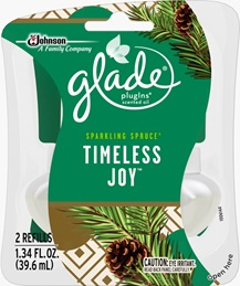 PlugIns® Scented Oil Refills - Timeless Joy™