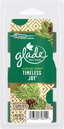 Glade® Wax Melts - Timeless Joy™