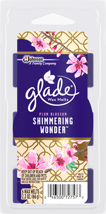 Glade® Wax Melts - Shimmering Wonder™