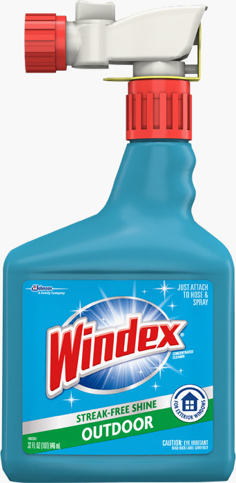 Windex® Outdoor Glass and Patio Cleaner