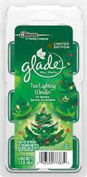 Glade® Waxmelts - Tree Lighting Wonder