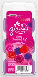 Glade® Waxmelts - Candy Sprinkling Joy