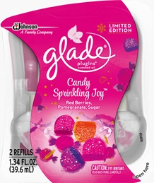 PlugIns® Scented Oil Refills - Candy Sprinkling Joy