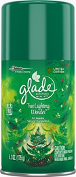 Glade® Automatic Spray Refill -  Tree Lighting Wonder