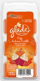 Glade® Waxmelts - Cozy Autumn Cuddle