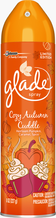 Glade® Room Spray - Cozy Autumn Cuddle