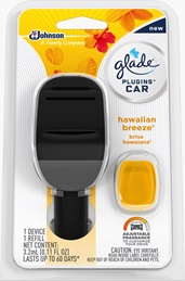 Glade® PlugIns® Car Hawaiian Breeze