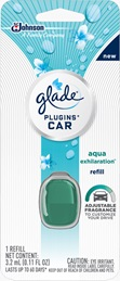Glade® PlugIns® Car Aqua Exhilaration