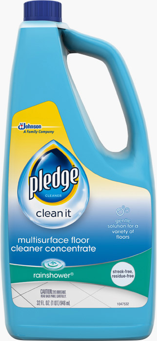 Pledge® Clean It Multisurface Floor Cleaner Concentrate