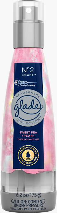 Glade® Atmosphere Collection™ Aerosol Nᵒ2 Bright™