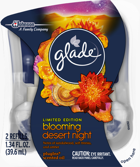 Glade® PlugIns Scented Oil Refills - Blooming Desert Night