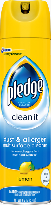Pledge® Dust & Allergen Multisurface Cleaner