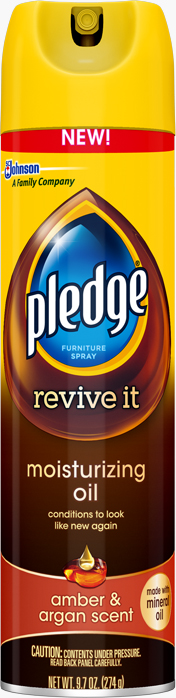 Pledge® Revive It Moisturizing Oil