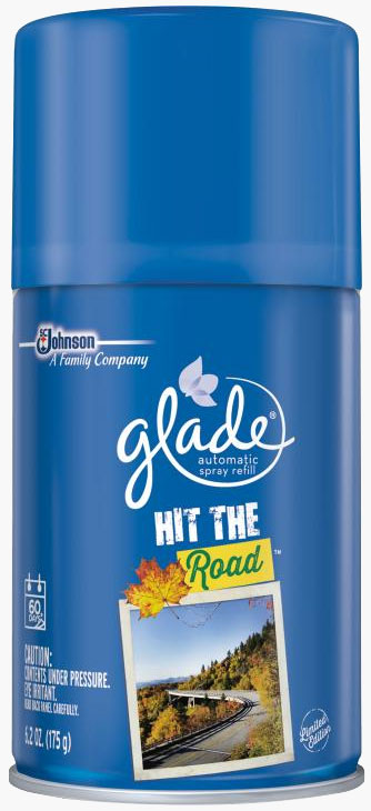 Automatic Spray Refill - Hit the Road™