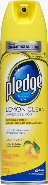 Commercial Line Pledge® Lemon Clean