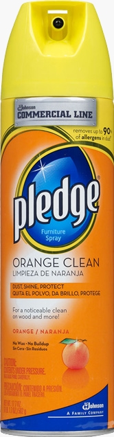 Commercial Line Pledge® Orange Clean