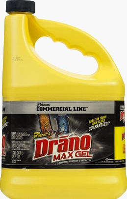 Drano® Max Commercial Line™ Gel Clog Remover