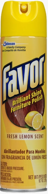 Favor® Furniture Polish