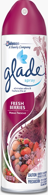 Glade® Room Spray - Fresh Berries