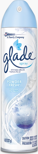 Glade® Room Spray - Powder Fresh®