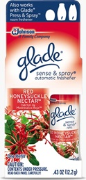 Glade® Sense & Spray® Refill - Red Honeysuckle Nectar®