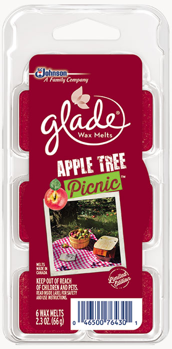 Glade® Wax Melts - Apple Tree Picnic™