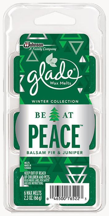 Glade® Wax Melts - Be At Peace™