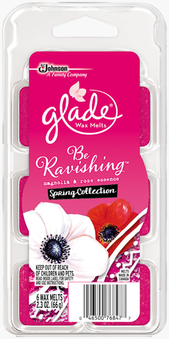 Glade® Wax Melts - Be Ravishing