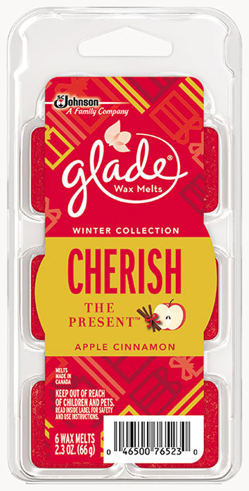 Glade® Wax Melts - Cherish the Present™
