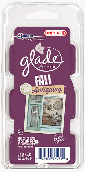 Glade® Wax Melts - Fall Antiquing™