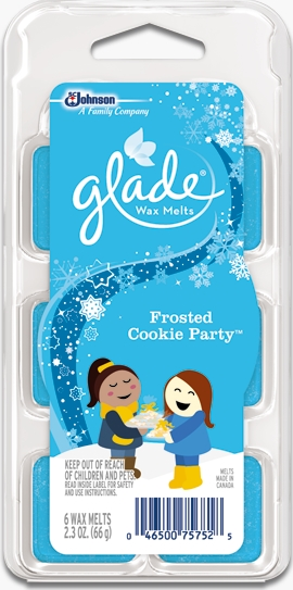 Glade® Wax Melts - Frosted Cookie Party™