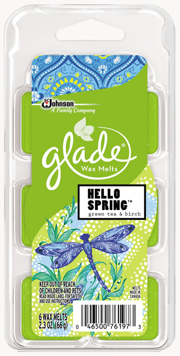 Glade® Wax Melts - Hello Spring™
