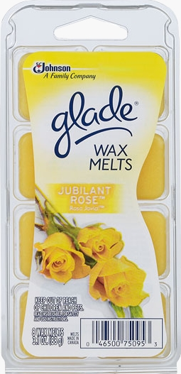 Glade® Wax Melts - Jubilant Rose™