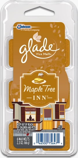 Glade® Wax Melts - Maple Tree Inn™
