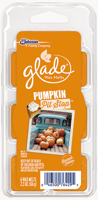 Glade® Wax Melts - Pumpkin Pit Stop™